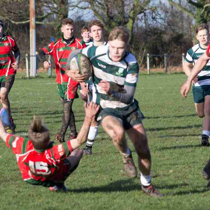 Basildon Academy Players selected for Essex U16