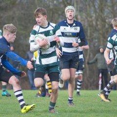 U16 v Chelmsford 10th Feb 2019