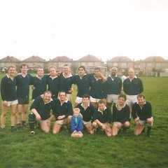 Hayes RFC first XV 1993?4?