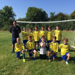 Southam United Saints under 12