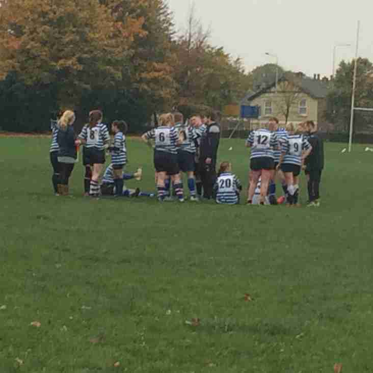 Match Report - Ormskirk Ladies vs Halifax Ladies