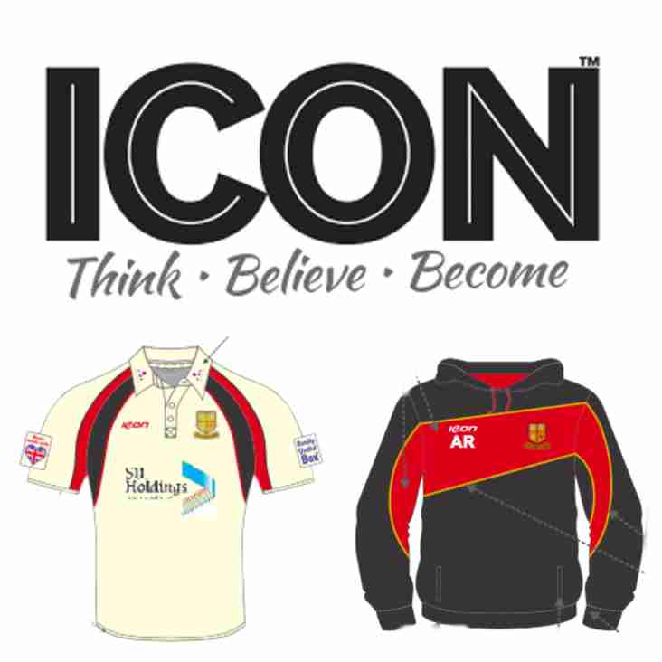 ICON - Official Kit Supplier 2018