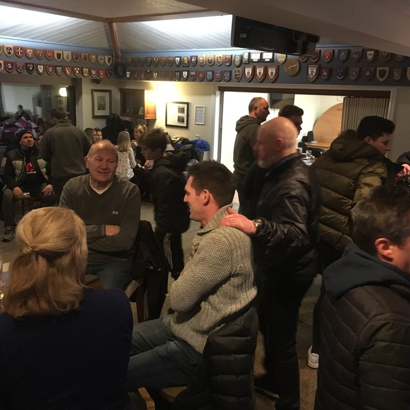 Great Turnout to Signing on Evening