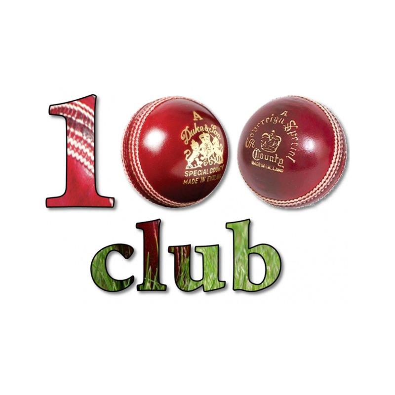 May 100 CLUB Winners