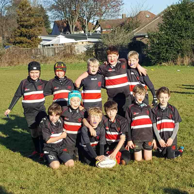 U10s @ Kettering Boot Tournament - Dec 2016