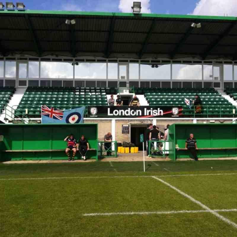 London Irish - 24Sep11