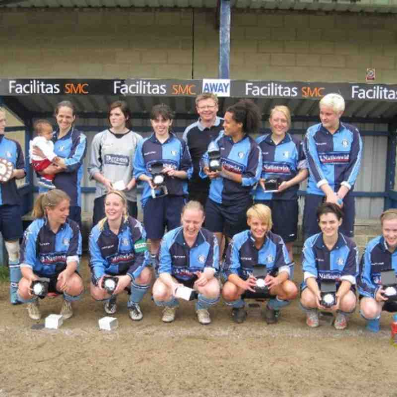 2011 Reserves Win Shield