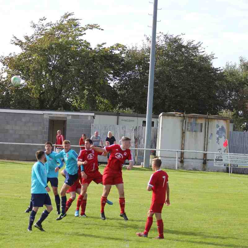 CPD Cemaes Bay FC v Prestatyn Sports (JD Welsh Cup 2nd Qualifying Round - 10/09/16)