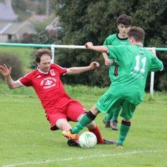 Llanerchymedd FC v CPD Cemaes Bay FC (08/10/16)