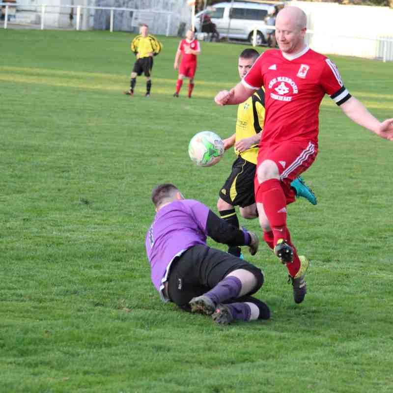 CPD Cemaes Bay FC v CPD Llanllyfni FC (03/12/16)