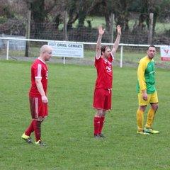 CPD Cemaes Bay FC v CPD Felinheli FC (10/12/16)