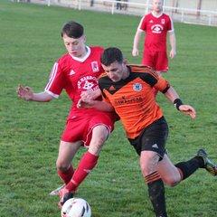 CPD Cemaes Bay FC v Meliden FC (17/12/16)