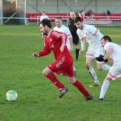 CPD Cemaes Bay FC v CPD Blaenau Ffestiniog Amateurs FC (21/01/17)