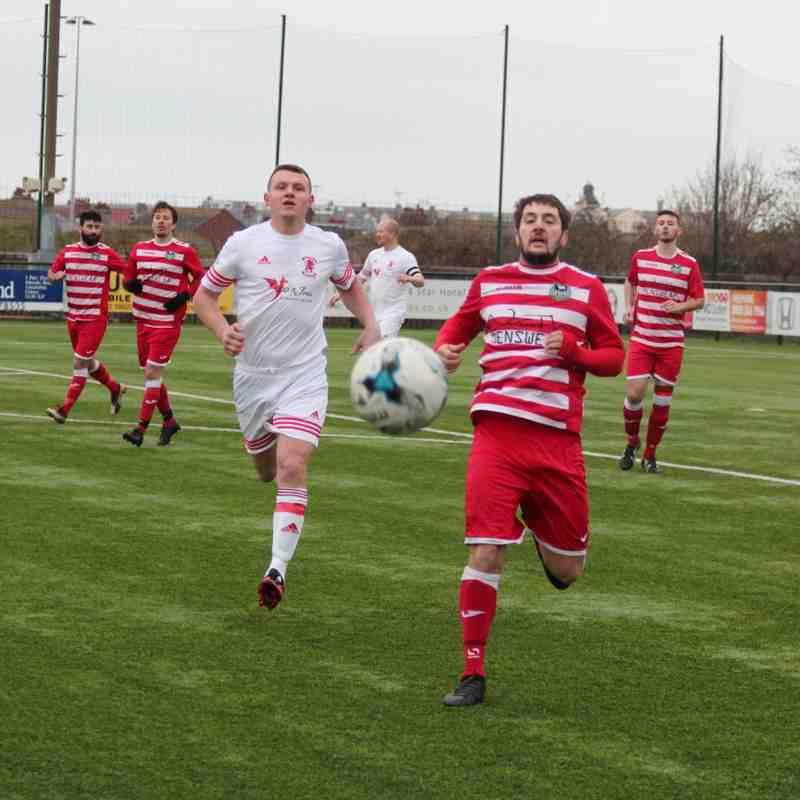 Llandudno Albion FC v Cemaes Bay FC (11/02/17)