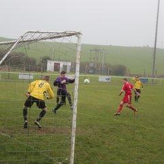 Cemaes Bay FC v Llanllyfni FC (18/02/17)
