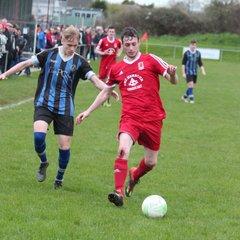 Llanfairpwll FC v Cemaes Bay FC (05/04/17)