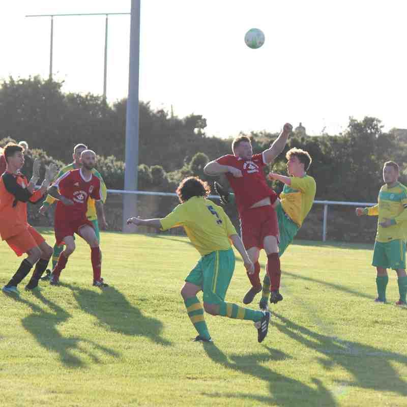 Cemaes Bay FC v Pentraeth FC (15/08/17)