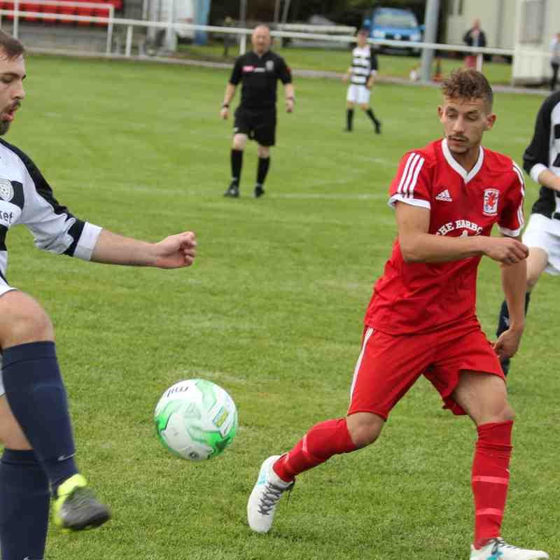Cemaes Bay FC v Llannefydd FC (19/08/17)