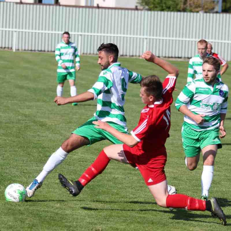 Cemaes Bay FC v Mochdre Sports FC (26/08/17)