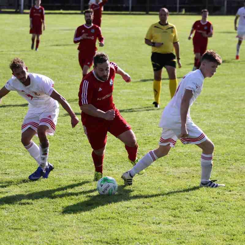 Cemaes Bay FC v Blaenau Ffestiniog Amateurs FC (09/09/2017)