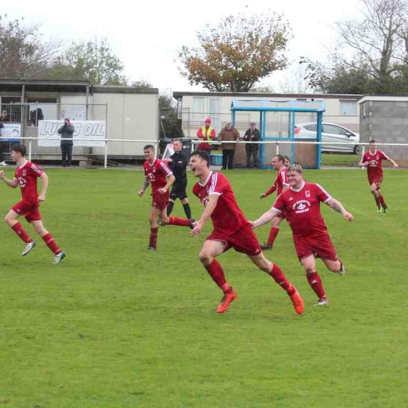Cemaes Bay FC v Llannefydd FC (07/10/17)
