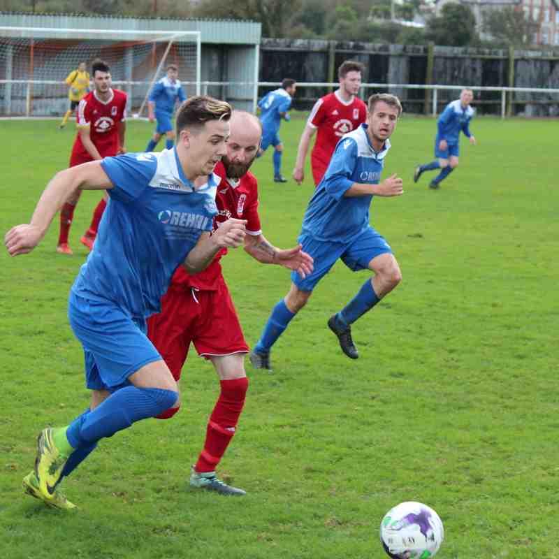 Cemaes Bay FC v Amlwch Town FC (14/10/17)