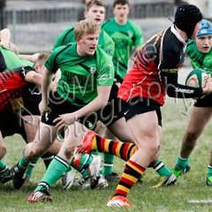 141213 Abertilery Youth v Caerphilly Youth