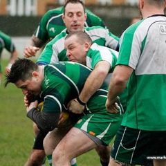 141226 Boxing Day Caerphilly O30's v Caerphilly U30's Part1