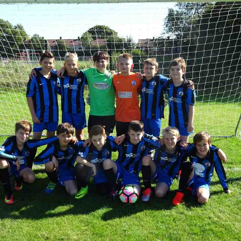 TSC U11's vs South Park Rangers 'Blue'