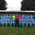 Ardley United First Team beat Tuffley Rovers 2 - 1