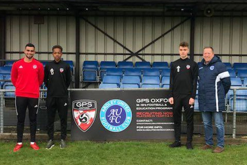 Ardley United and GPS Oxford join forces