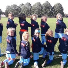 Girls U11s v Didcot Casuals