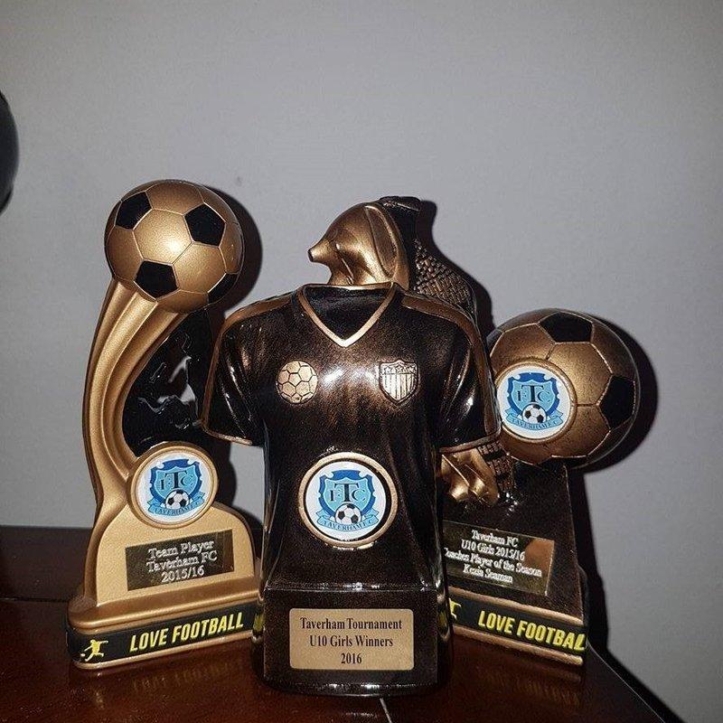 Taverham Football Club Tournament 2017