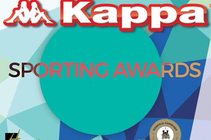 Taverham F.C win Kappa Sporting Award