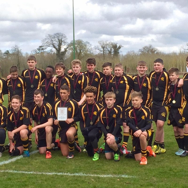 Tewkesbury for the re-match