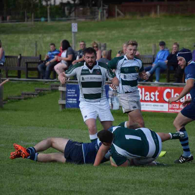 Penrith 2 v Bishop Auckland