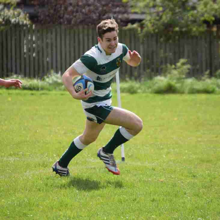 Senior Matches 'What's On' until the end of season