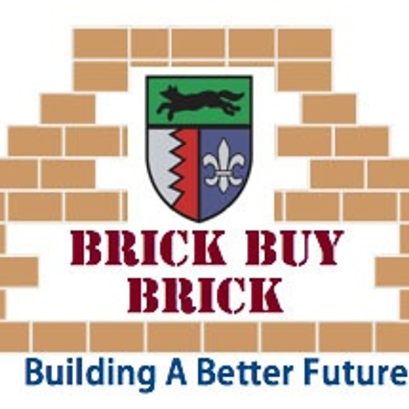 HRFC Brick Buy Brick – Time To Leave That Lifelong Message