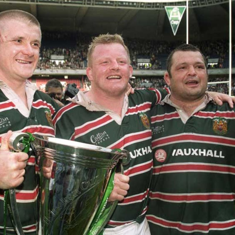 Meet The Leicester Tigers Front Row Legends - Dinner @ Hinckley RFC