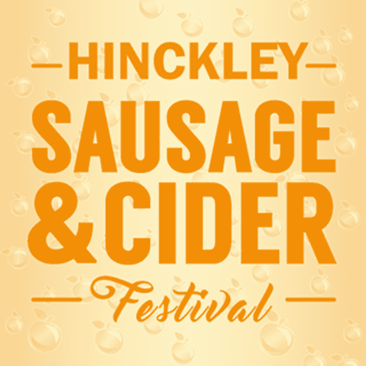 14 Days To Go To The Hinckley Sausage n Cider Festival @ HRFC