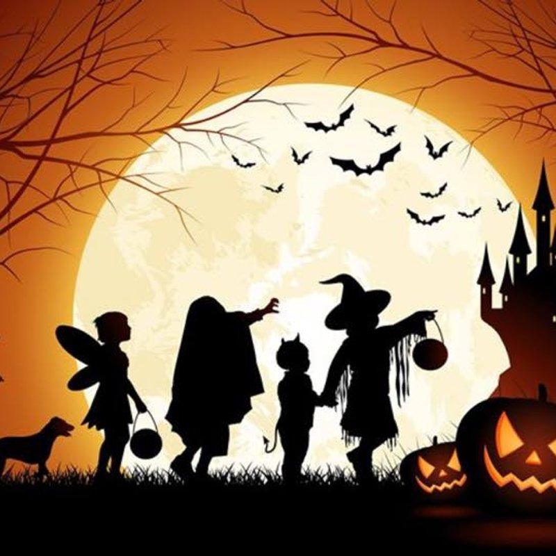 Children's Halloween Party - Saturday 28th Octoooober!