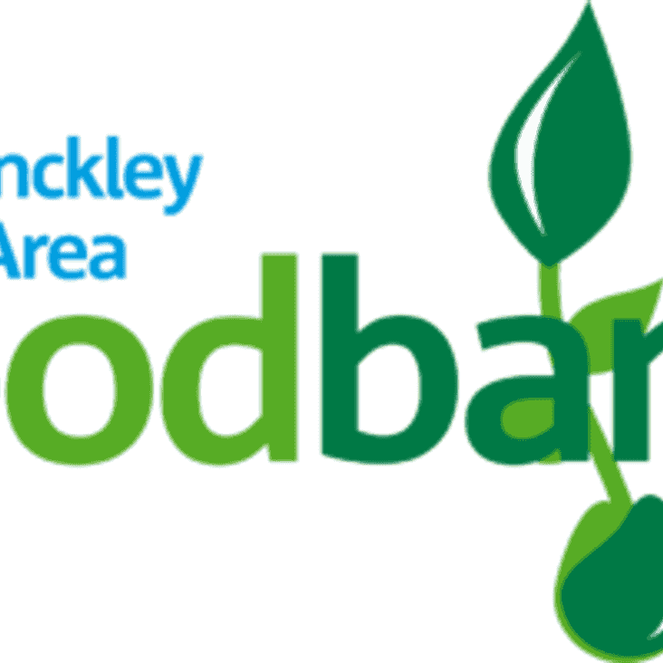 Hinckley RFC team up with Food Bank
