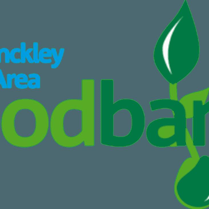 Hinckley RFC team up with Food Bank