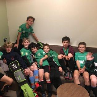 Under 12 Boys v Brighton A