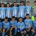 Under-15's progress on penalties in NIBFA Cup