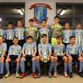 Under-15's lose League Cup final rehearsal