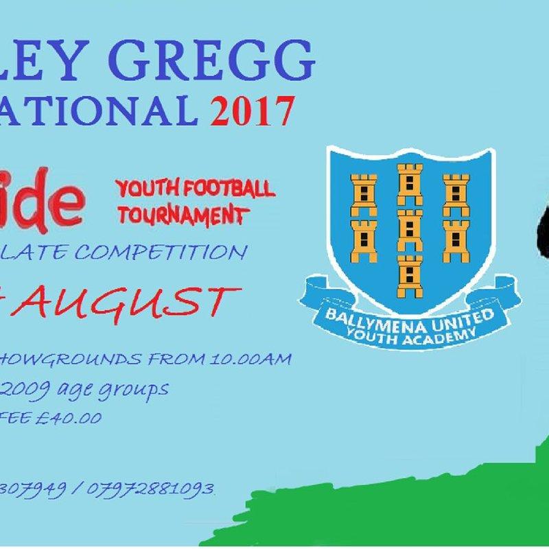 Wes Gregg Invitational returns this summer