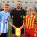 Friendly win over Isle of Man for Under-14's