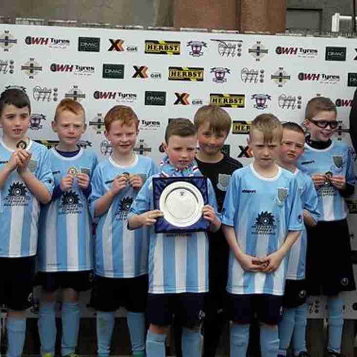 Under-9's Season & Craigavon Cup Review
