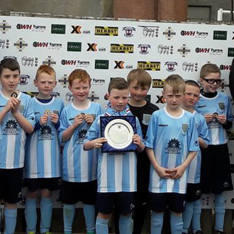 Under-9's Season & Craigavon Cup Review
